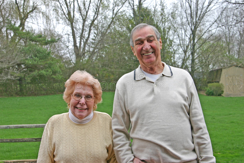 Download Elderly Couple Royalty Free Stock Photo - Image: 2331115