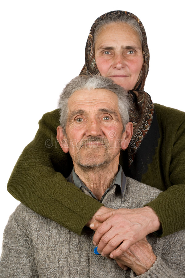 Download Elderly couple stock photo. Image of mature, affection - 8277726