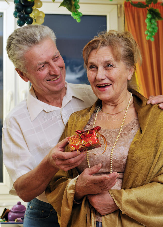Download Elderly Couple On Holiday Stock Images - Image: 13033074
