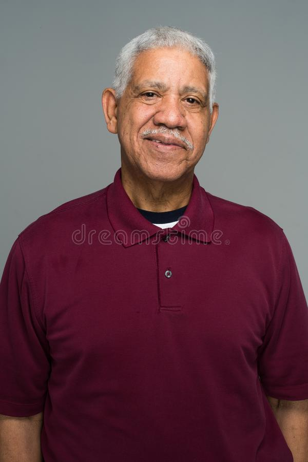 Elderly Senior Man royalty free stock images