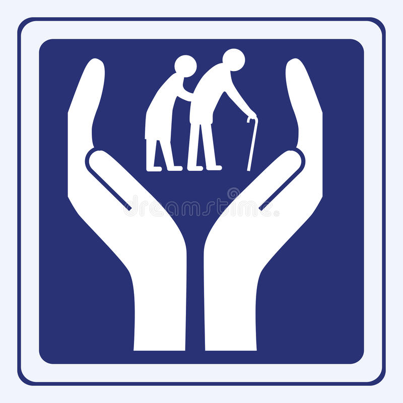 Free Elderly People Care Stock Images - 12289234