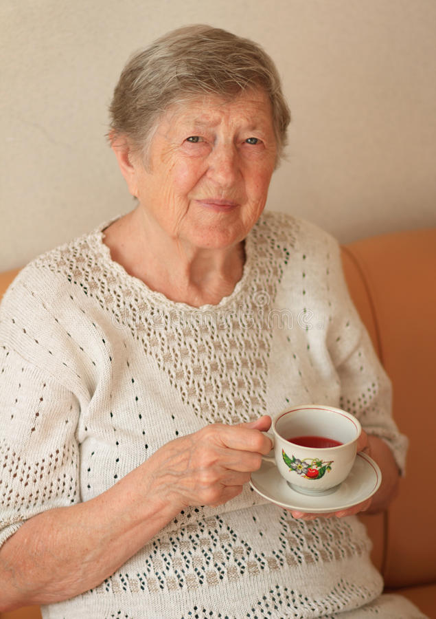 Free Elderly Woman Stock Photos - 26789553