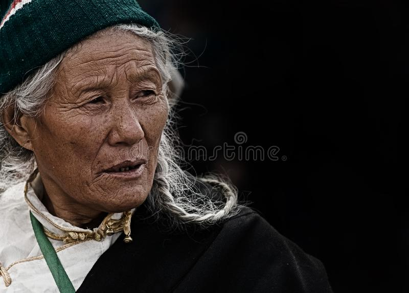 Elderly Woman Free Public Domain Cc0 Image