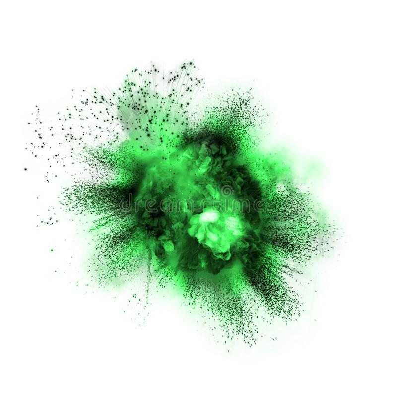 Eldkula: explosion explosion fotografering för bildbyråer