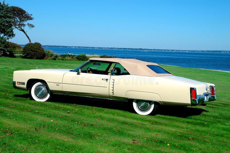 Eldorado 1971 del Cadillac dell'annata fotografia stock libera da diritti