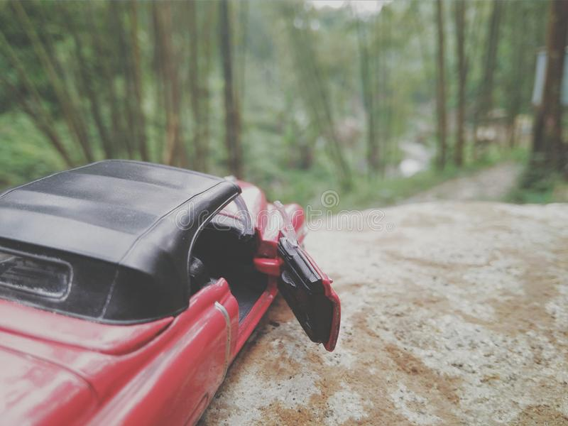 Eldorado Cadillac στοκ εικόνες με δικαίωμα ελεύθερης χρήσης