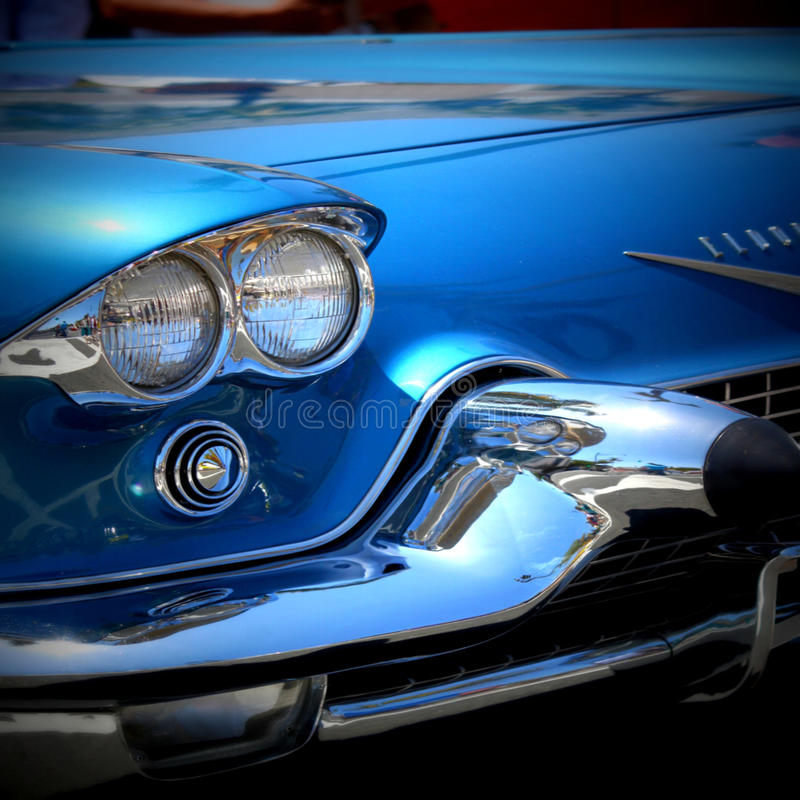 Eldorado Cadillac στοκ φωτογραφίες