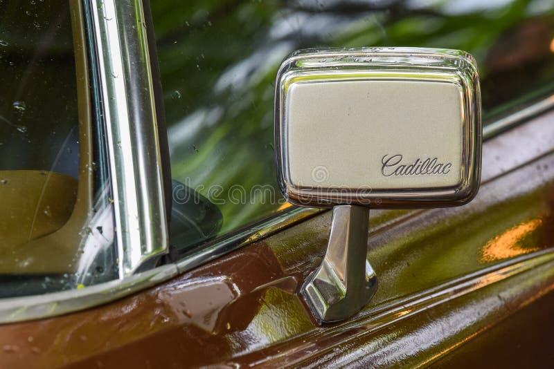 Eldorado Cadillac abstrakta fotografia zdjęcie royalty free