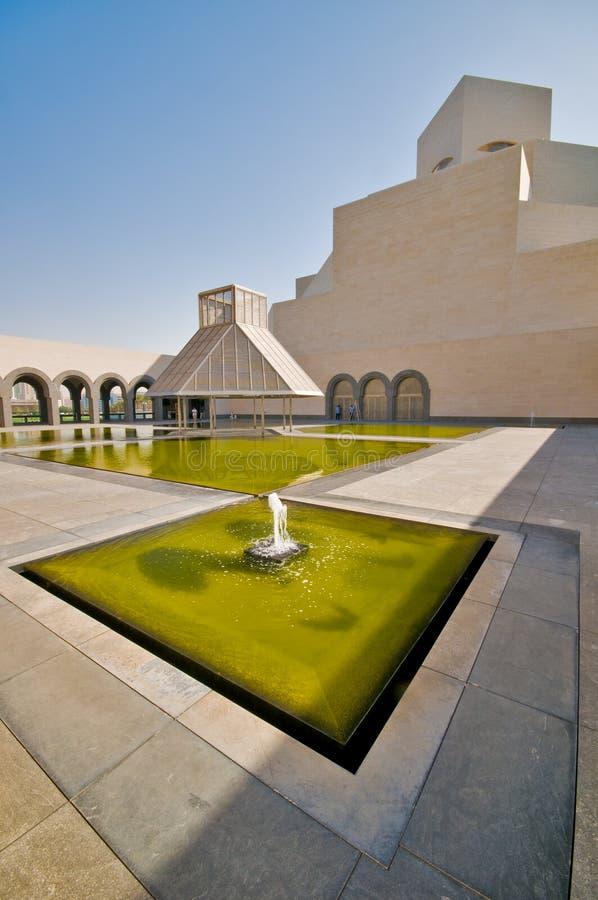 Ele museu da arte islâmica foto de stock