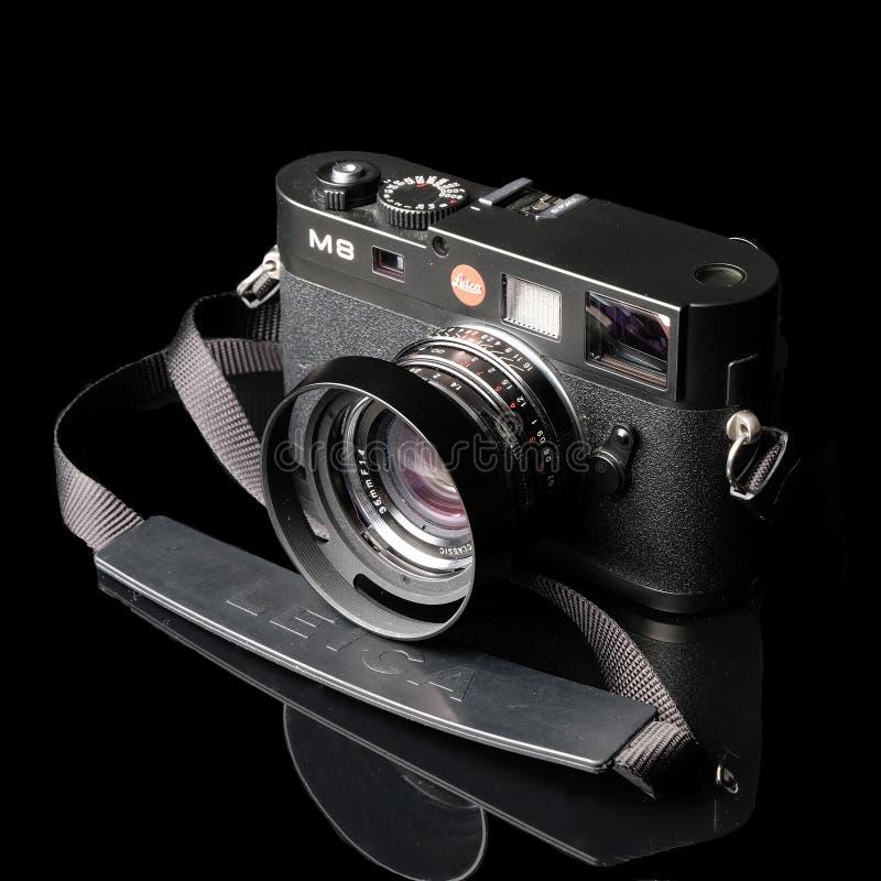 Ele ` s um Leica imagens de stock royalty free