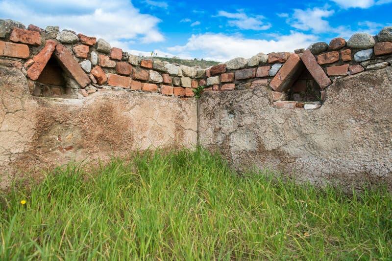 Elea Velia in die römischen Zeiten, ist eine alte Stadt von Magna Grecia lizenzfreie stockfotos