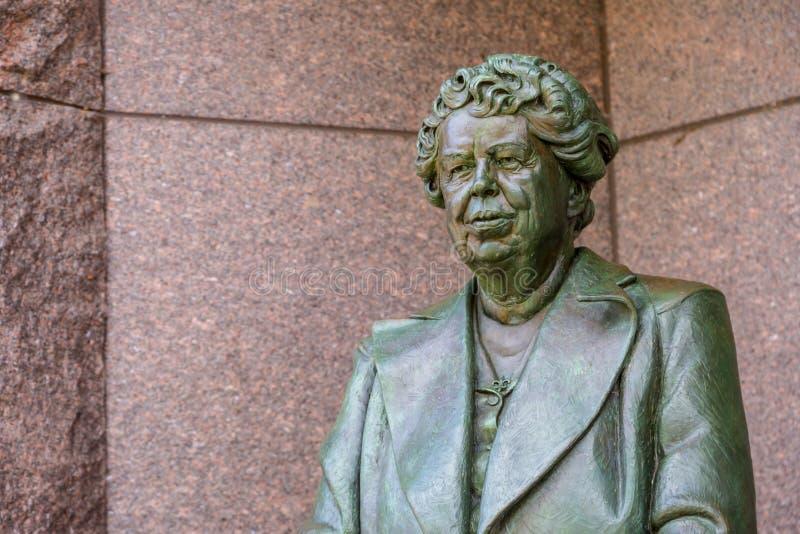 Eleanor Roosevelt zdjęcie stock