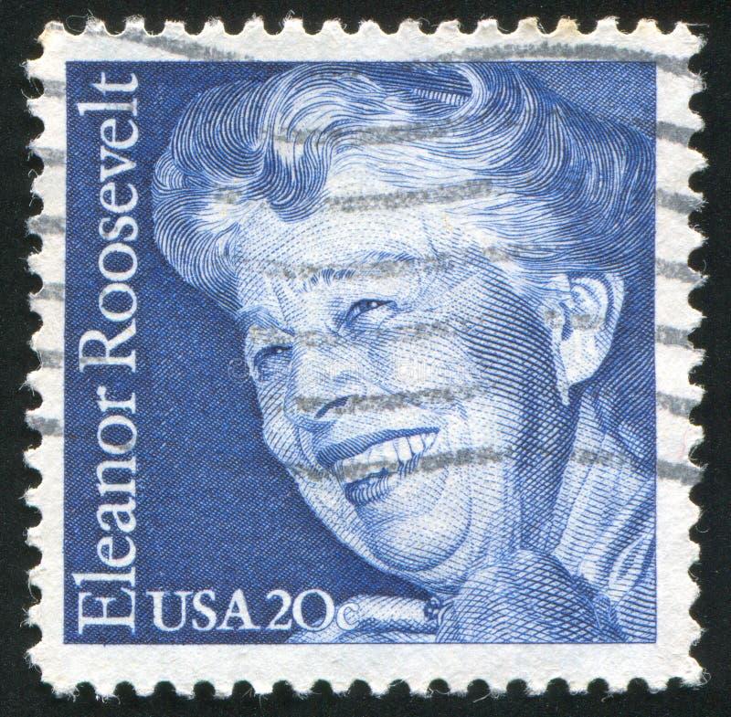 Eleanor Roosevelt imagens de stock royalty free