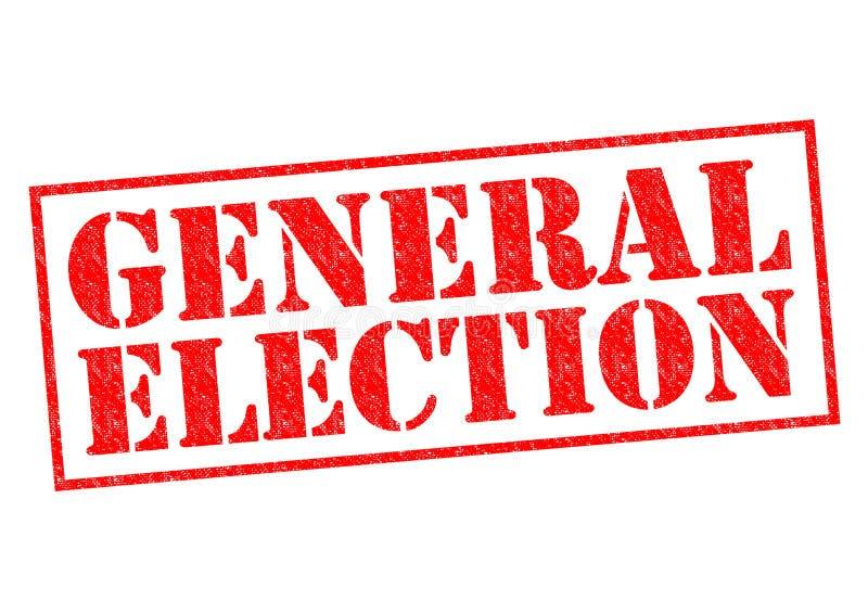 ELECCIÓN GENERAL imagenes de archivo