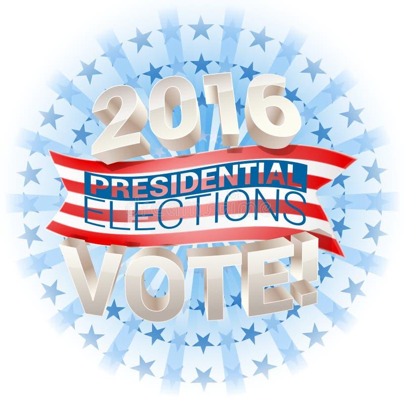 elección presidencial 2016 libre illustration