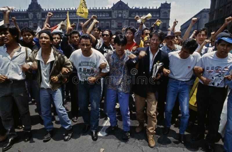 1994 elecciones mexicanas imagenes de archivo