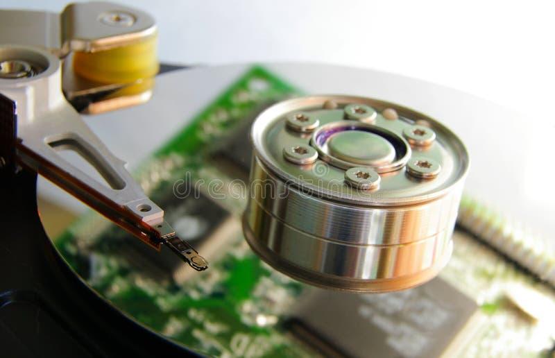 Electrónica de la PC foto de archivo