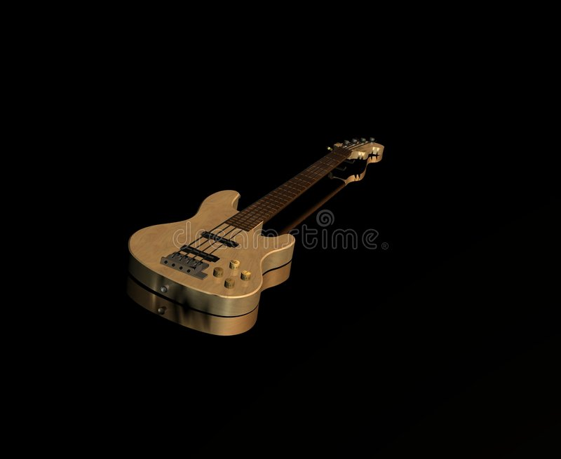 Download Electric Bass Guitar Stock Images - Image: 2762064