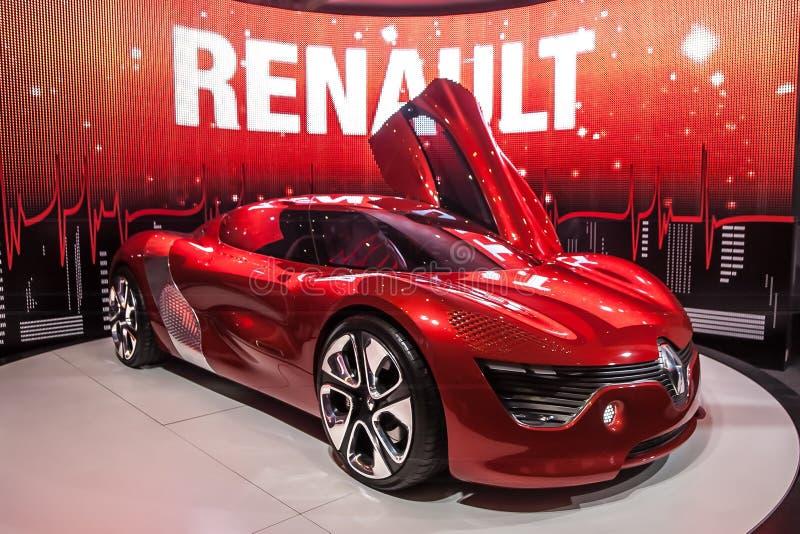 Download Electric Car Renault DeZir Editorial Stock Photo - Image: 30319458