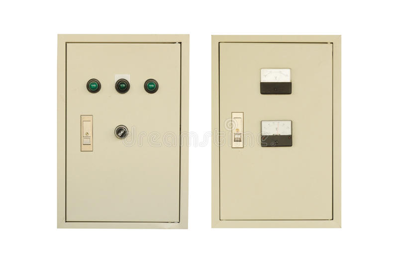 Download Electric control box stock image. Image of enclosure - 24993877