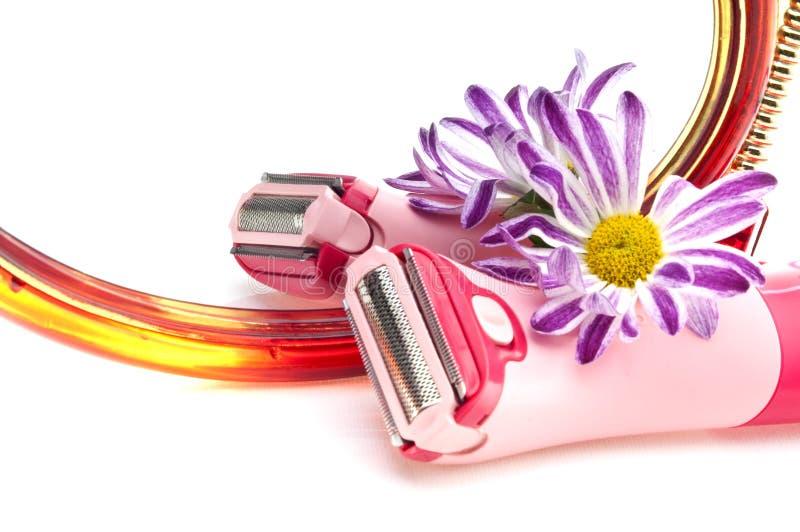 Download Electric Epilator For Ladies Stock Photo - Image: 17084180
