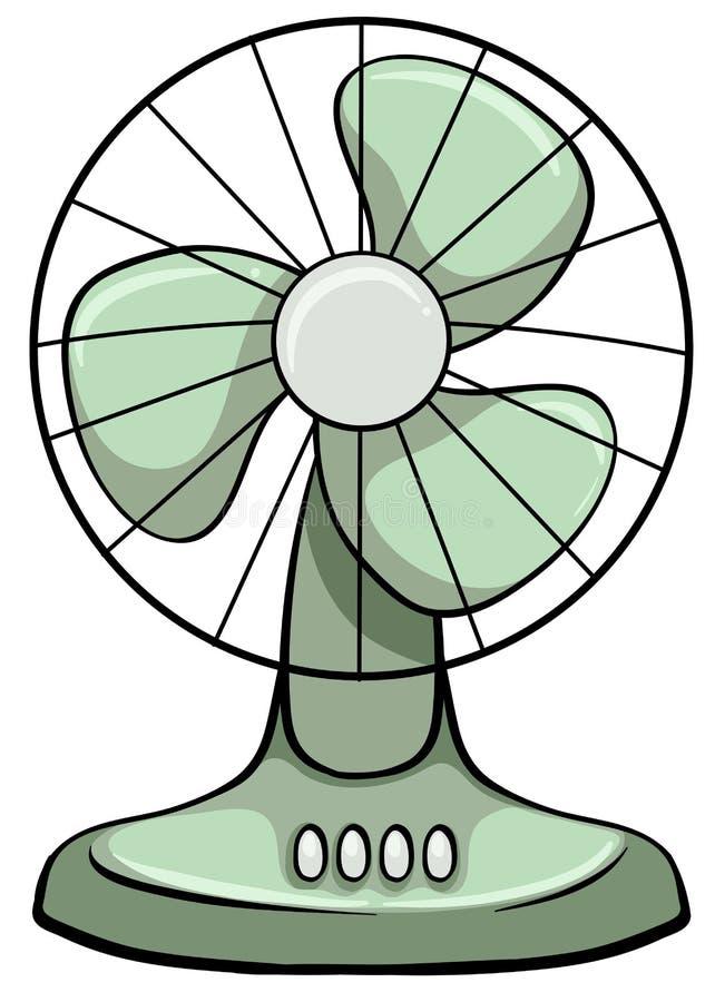 Free Electric Fan Stock Image - 52334441
