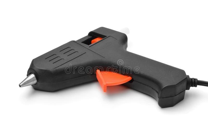 Electric glue gun stock images