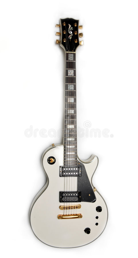 Free Electric Guitar Royalty Free Stock Photo - 1132465