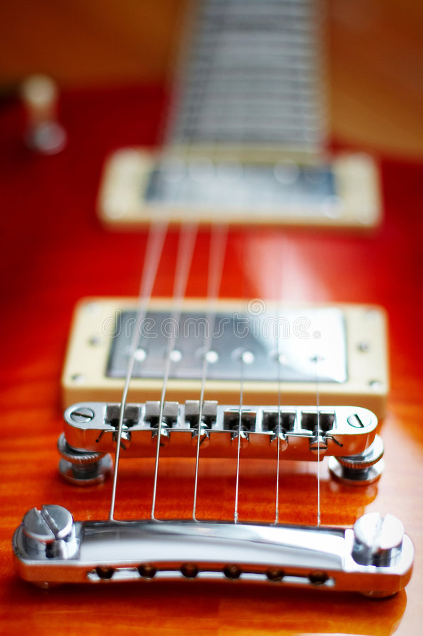 Free Electric Guitar Stock Photography - 1397532