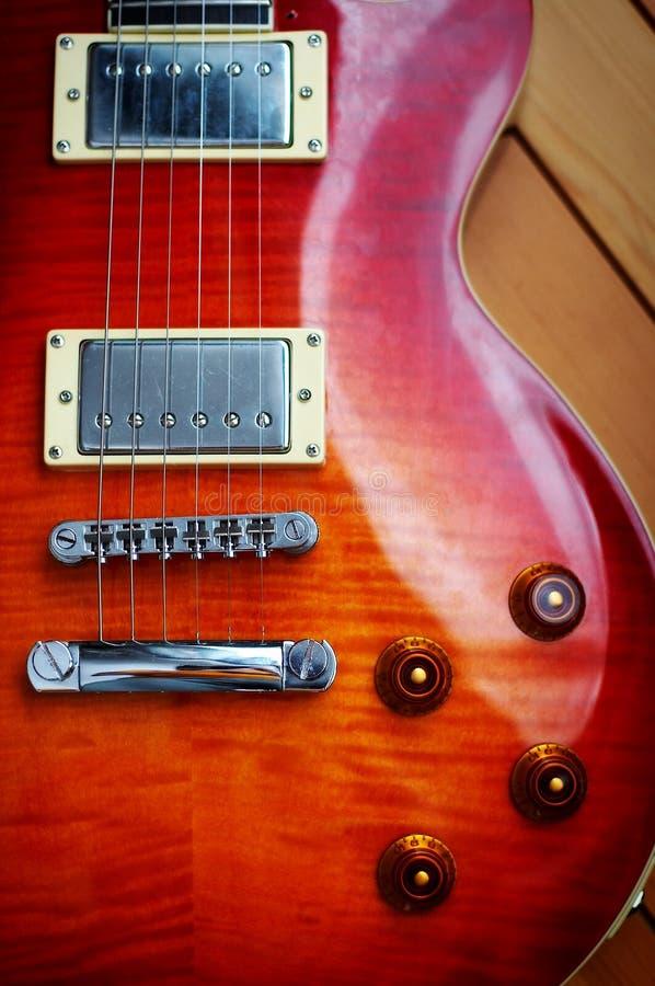 Free Electric Guitar Stock Image - 1397651