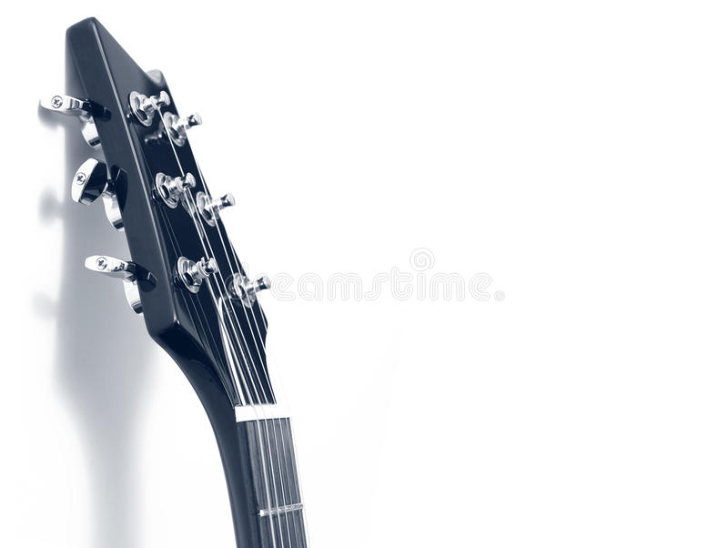 Download Electric guitar stock photo. Image of guitar, neck, music - 16299068