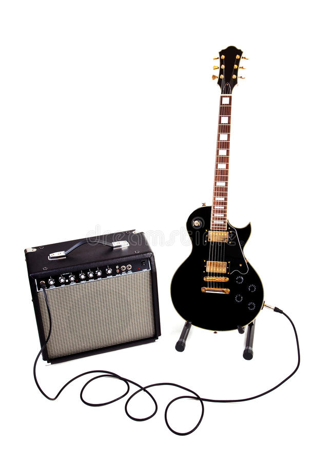 Free Electric Guitar Stock Photos - 16517353