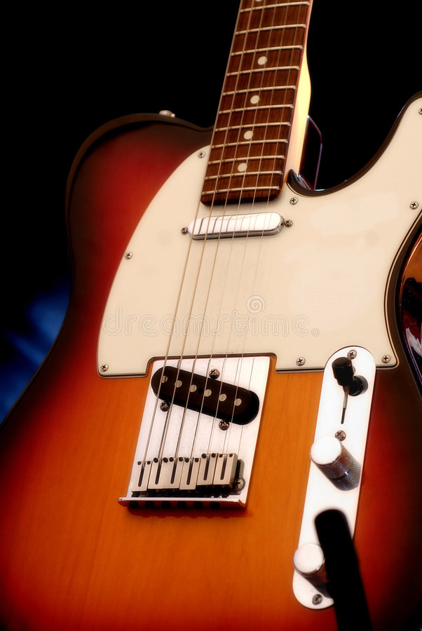 Download Electric Guitar Stock Image - Image: 2305411