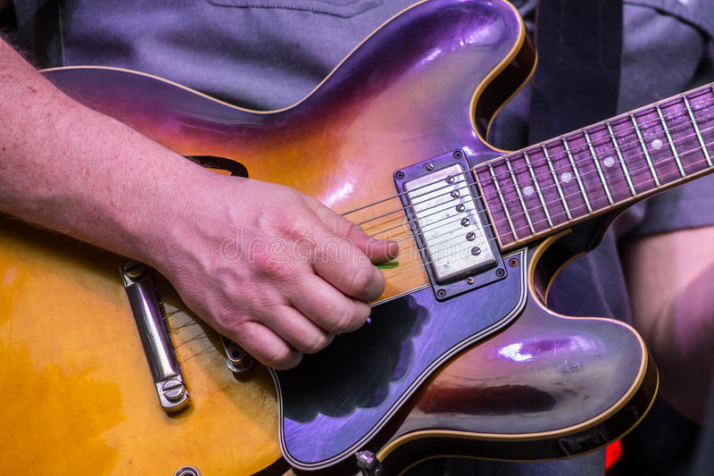 Download Electric Guitar Strum stock photo. Image of notes, pickup - 31232540