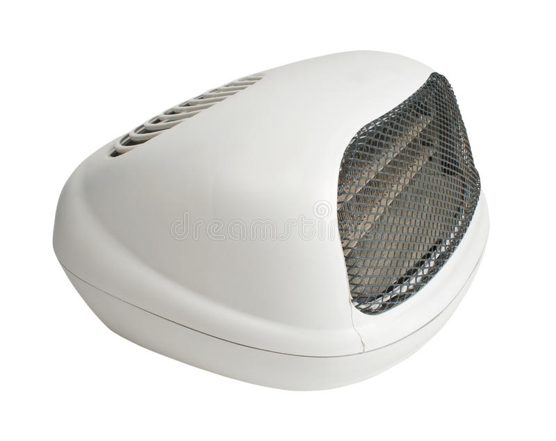 Electric Heater stock photography