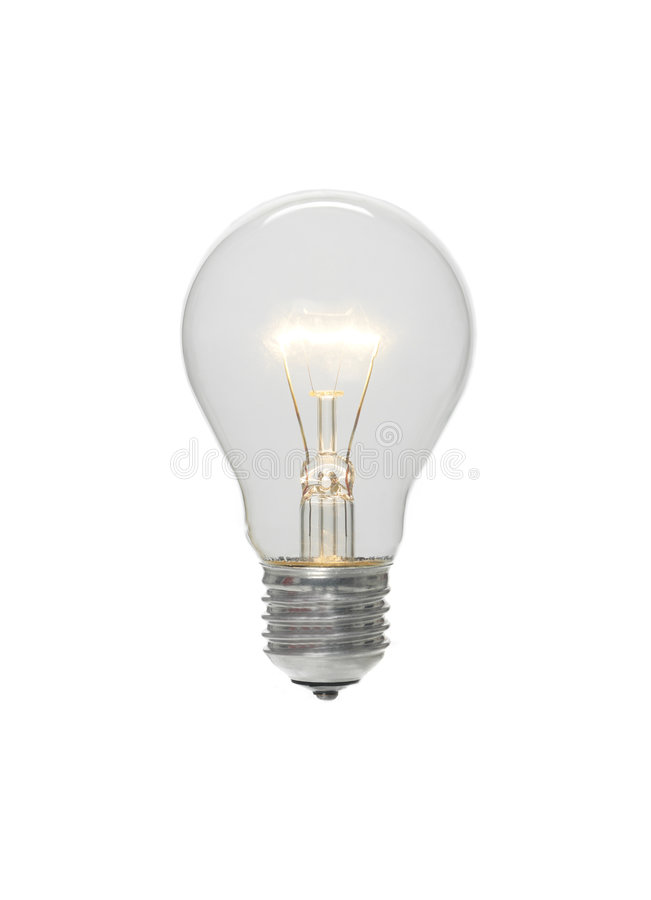 Free Electric Light Bulb Royalty Free Stock Image - 8700166