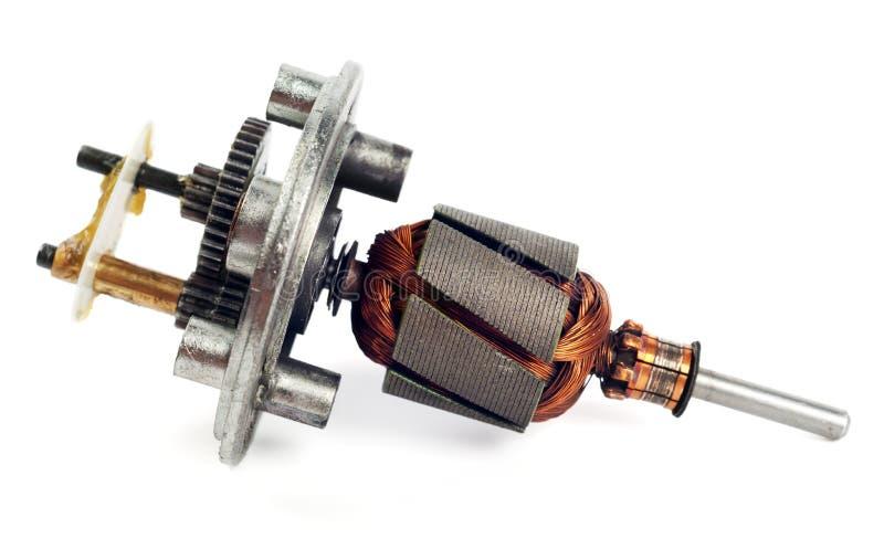Electric Motor Rotor Royalty Free Stock Photos