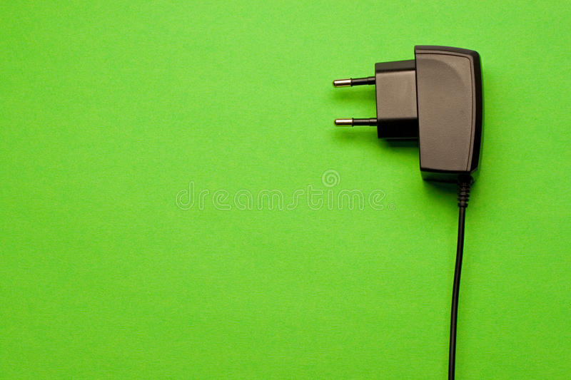 Download Electric plug stock image. Image of prong, power, background - 17650987