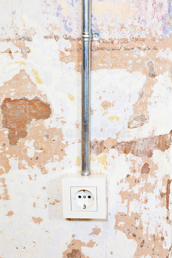 Electric Plug Stock Photos