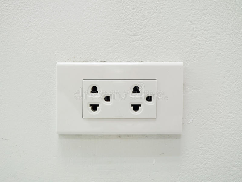 Electric plug stock image. Image of switch, energy, home - 54457109