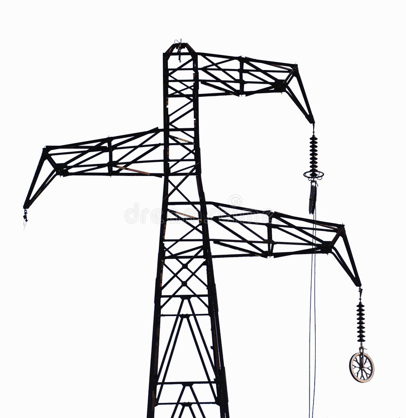 Download Electric pole stock photo. Image of power, metal, environment - 5388744