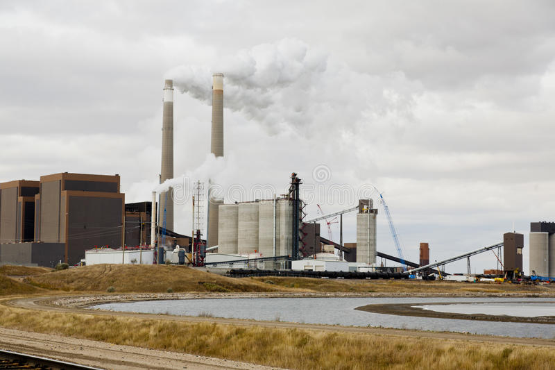 Download Electric power plant stock photo. Image of kilowatts - 23942830