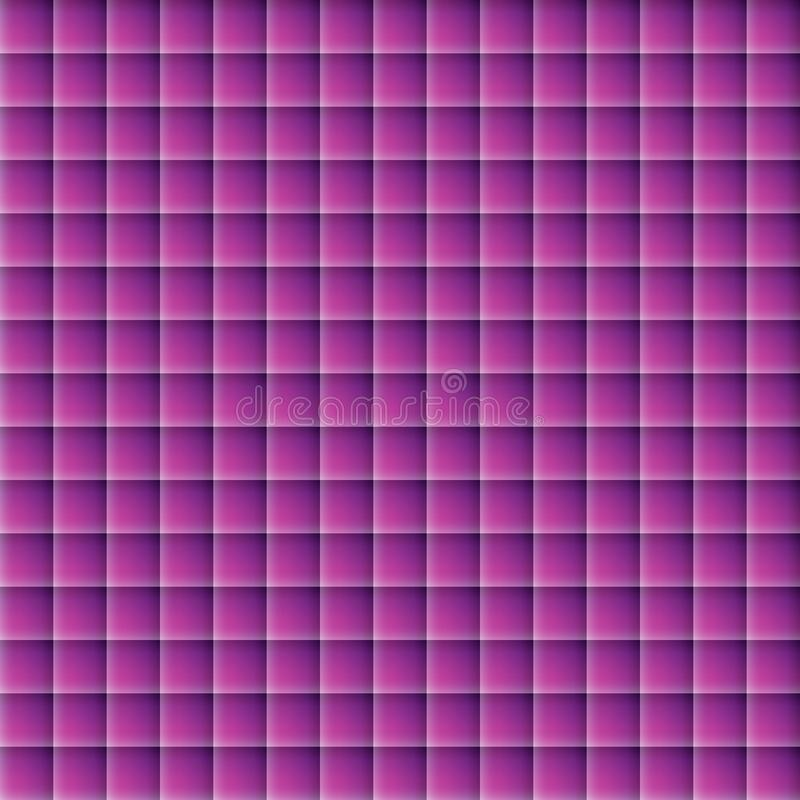 Electric purple square background. stock photography