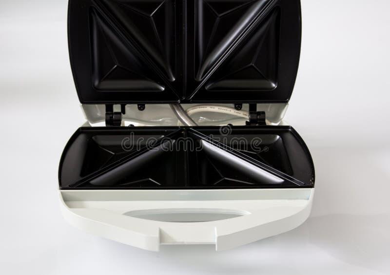 Electric sandwich maker royalty free stock photo