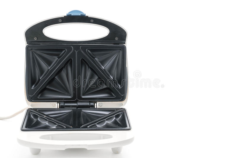 Electric sandwich maker stock images