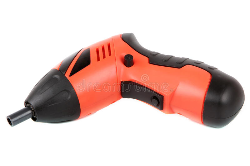 Download Electric screwdriver stock photo. Image of equipment - 26590572