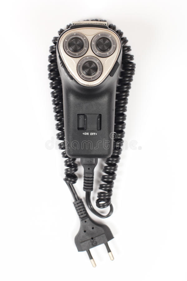 Download Electric shaver stock image. Image of isolated, look - 20809453