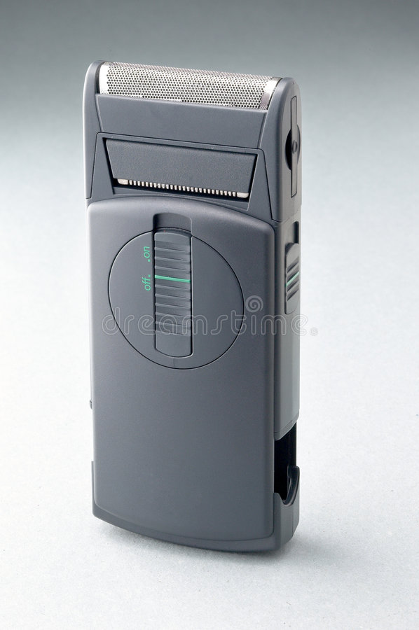 Electric shaver royalty free stock photo