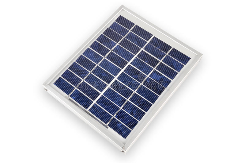 Electric solar panel stock images