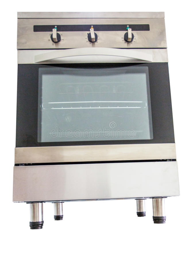 Electric Stove II Royalty Free Stock Photos